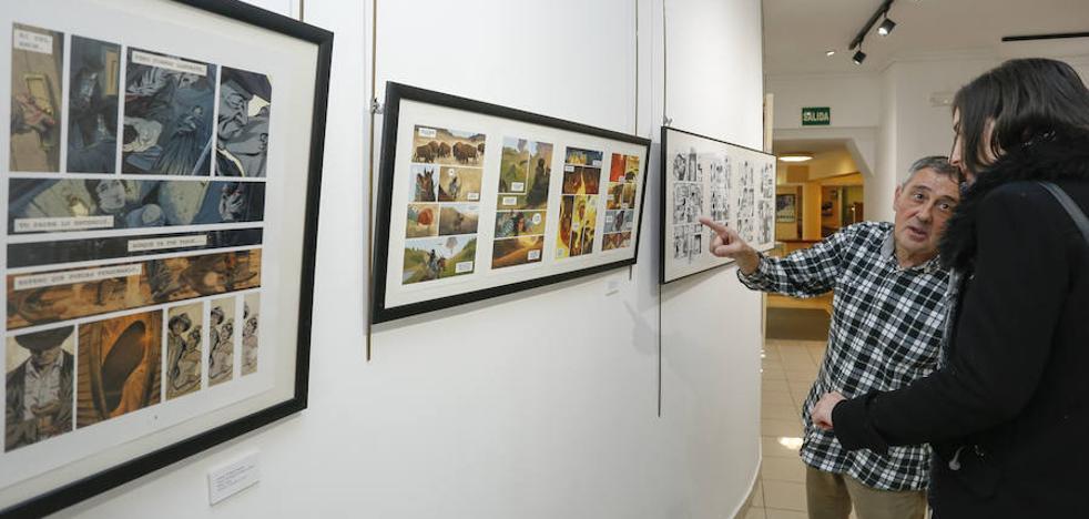 Los artistas de la ciudad exponen las 51 obras ganadoras en el certamen Jóvenes Creadores