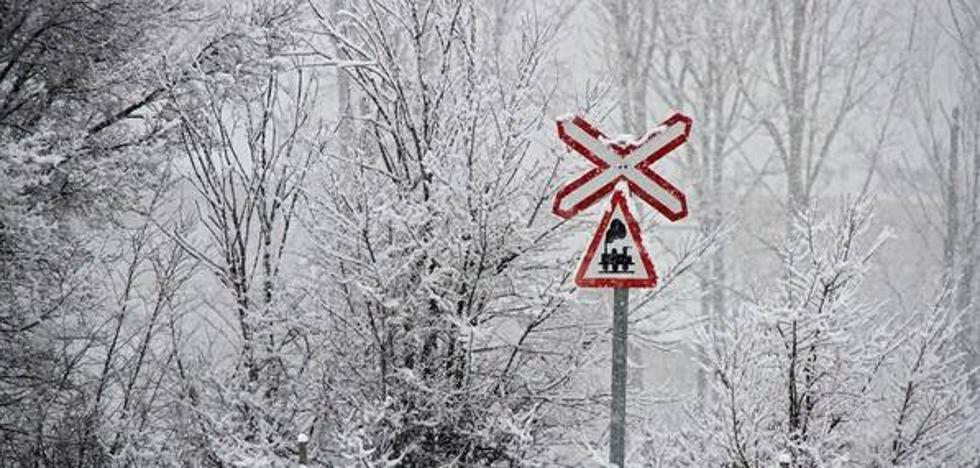 Activado el nivel de preemergencia en Ávila y Segovia por la nieve