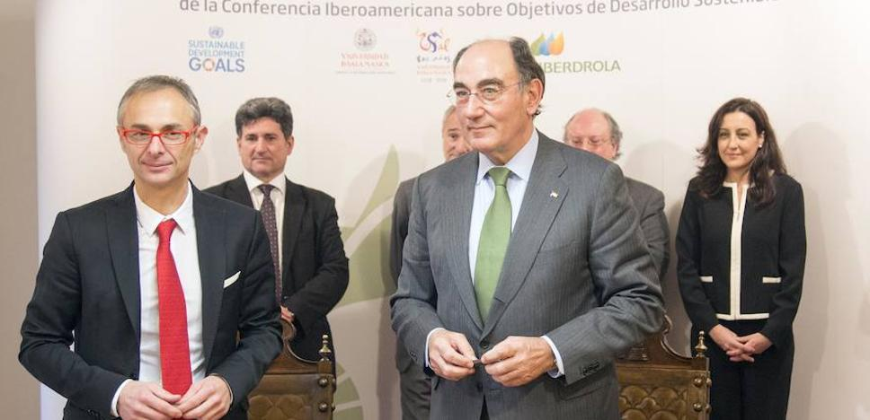 Iberdrola lleva a la USAL la Conferencia Iberoamericana de Desarrollo Sostenible