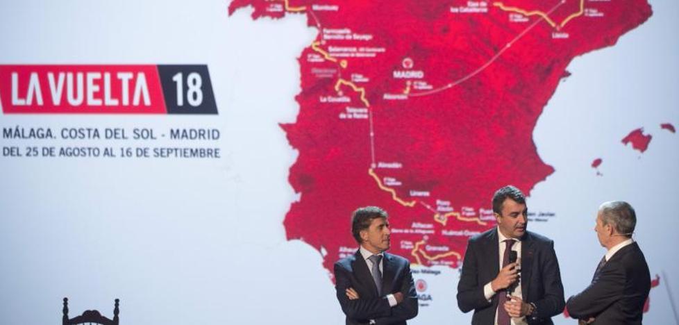 La provincia de Zamora acogerá la llegada y la salida de dos etapas de la Vuelta a España