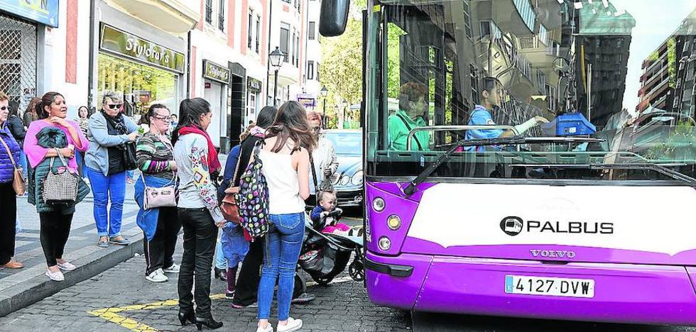 Suben en casi 46.000 los viajeros del autobús urbano de Palencia