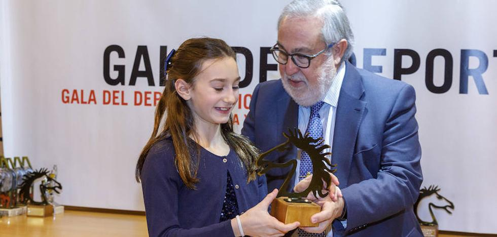 La Gala del Deporte Hípico de Castilla y León homenajea a sus medallistas