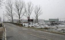 Las carreteras de Palencia, con problemas por la nieve