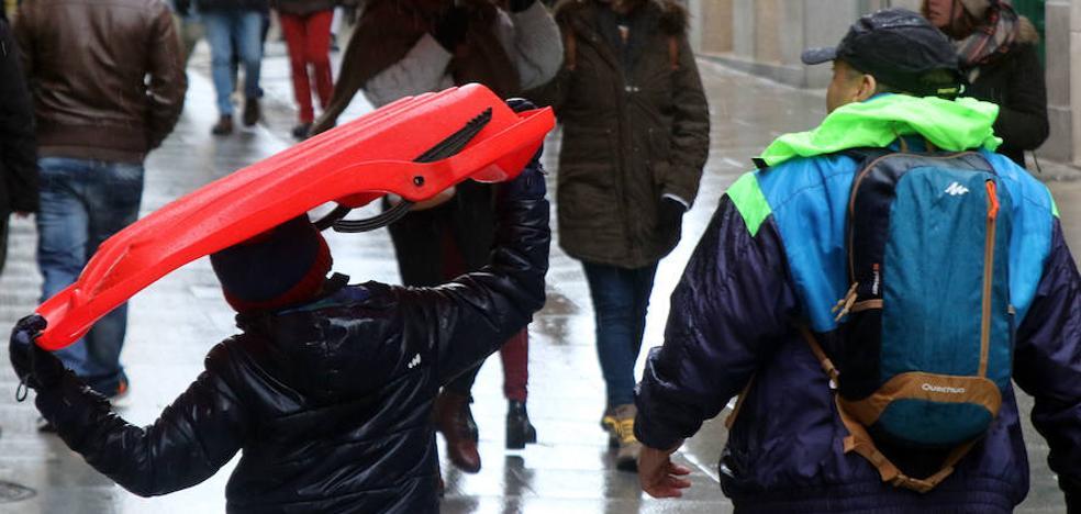 El Ayuntamiento de Segovia reactiva el plan de nevadas