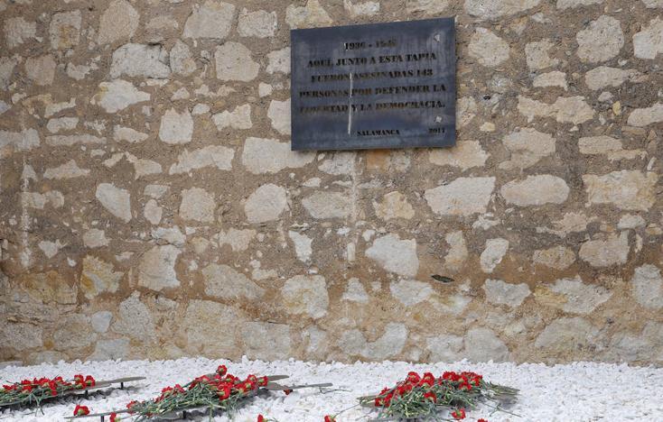 Asociaciones de represaliados piden actualizar la Ley de la Memoria Histórica
