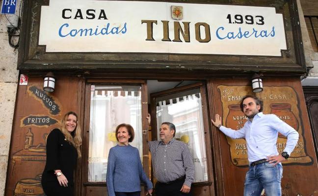 Casa Tino, la memoria de Valladolid