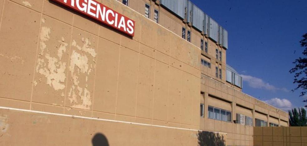 Herido un joven por una agresión de arma blanca en una calle de Soria
