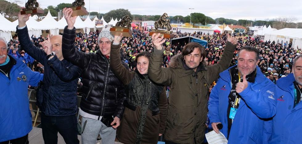 Los Pingüinos de Oro recuerdan el «esencial» legado de Ángel Nieto