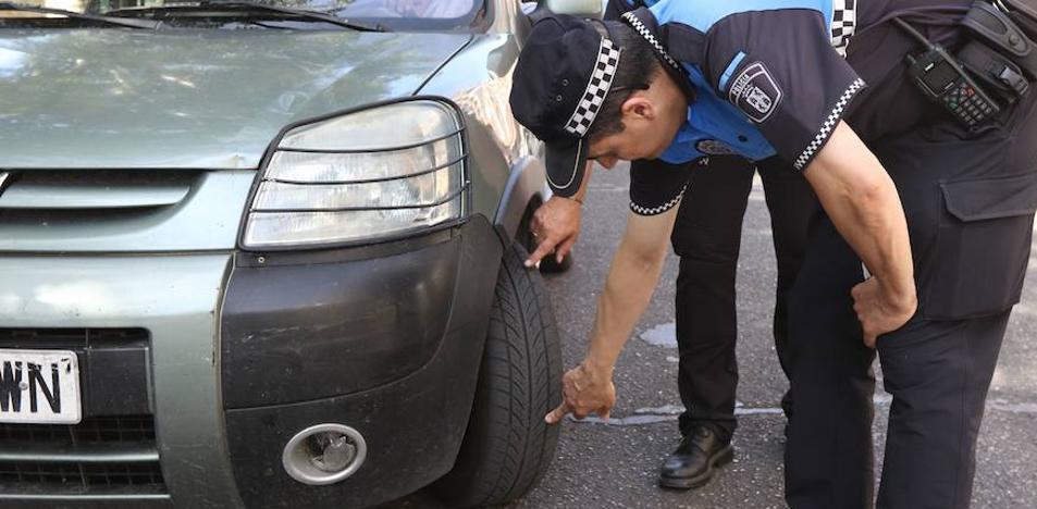 La Policía Municipal de Valladolid controlará las condiciones de los vehículos del 15 al 21 de enero