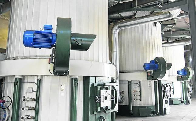 El campus de Palencia incluirá la biomasa en su sistema de calor