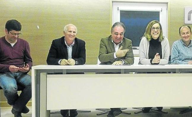 Urbano Alonso continúa presidiendo la Junta Comarcal del PP en Cervera