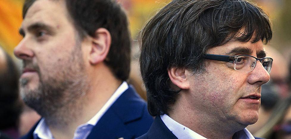 El independentismo encara la nueva legislatura en Cataluña sin estrategia ni proyecto común
