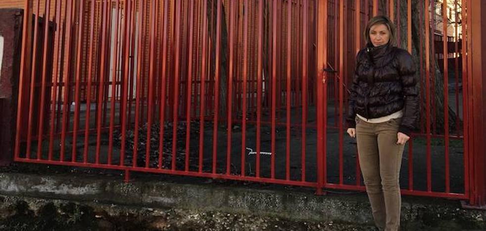 Nuevo vallado para favorecer la accesibilidad en varios edificios de Santa Marta