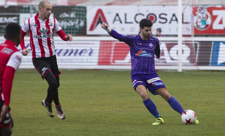 Zamora 0-4 Palencia Cristo Atlético