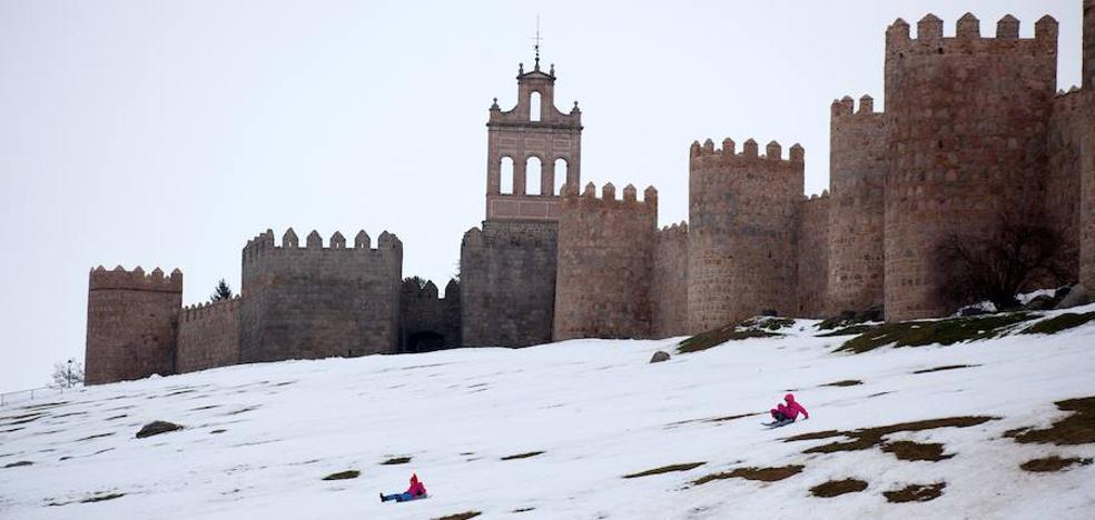 Finalizada la alerta por nevadas en Castilla y León