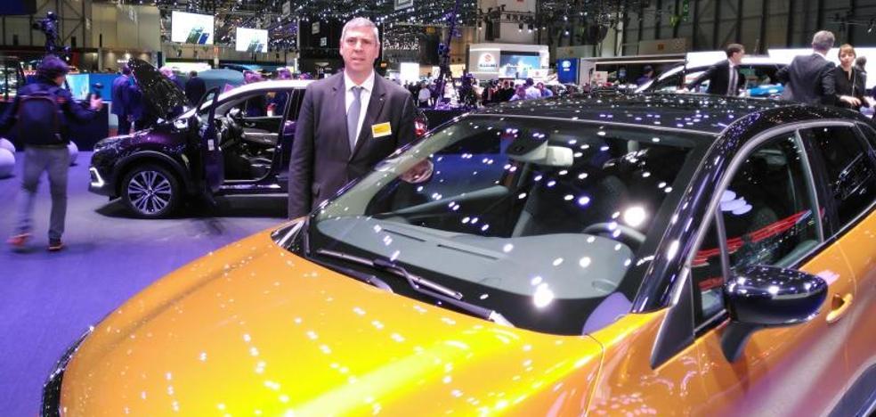 El palentino Mégane y el vallisoletano Captur lanzan a Renault a otro récord mundial de ventas