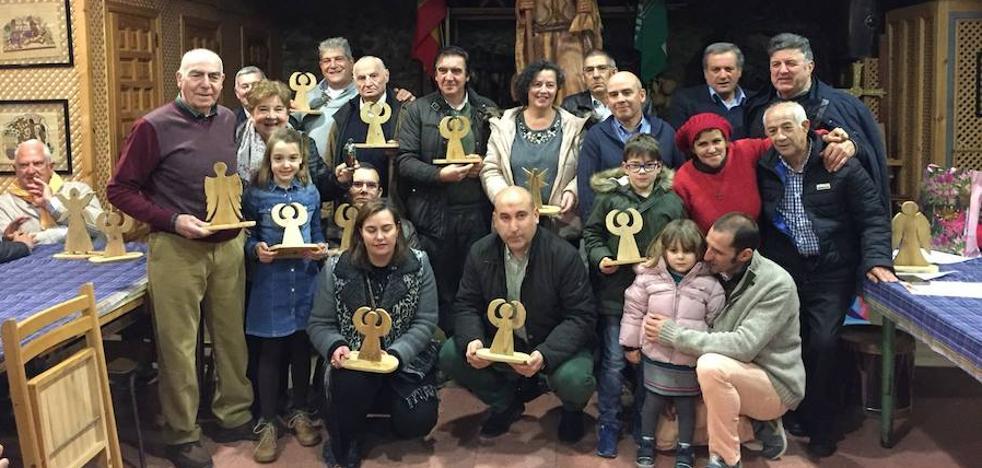 El belen de Santiago de la Puebla gana el XIX Circuito Belenístico