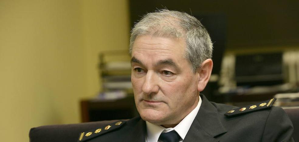 El comisario de Policía de Ávila, nuevo director del Centro Nacional de Formación