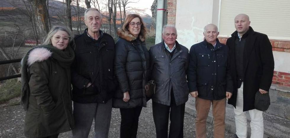 La Diputación de Palencia invierte 39.400 euros en el centro socio-cultural de Mudá