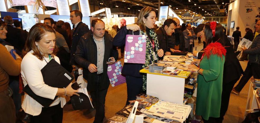 Palencia Turismo se presenta en la feria de Fitur como un destino único