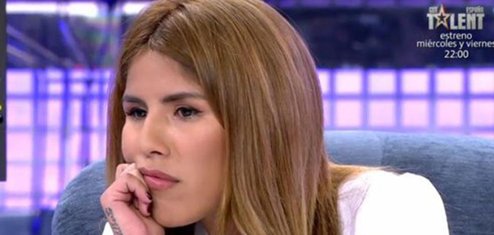 Chabelita, sobre su madre: «Lleva una vida triste, me da pena»