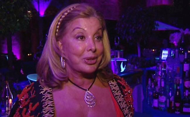 Olivia Valère atropella a un hombre en Marbella