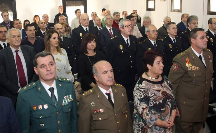 La Policía Nacional de Segovia celebra su 194 aniversario