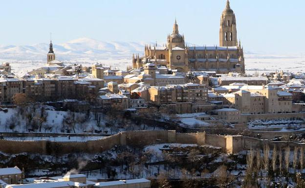 Segovia lidera la clasificaci n del mejor turismo en for Segovia oficina de turismo