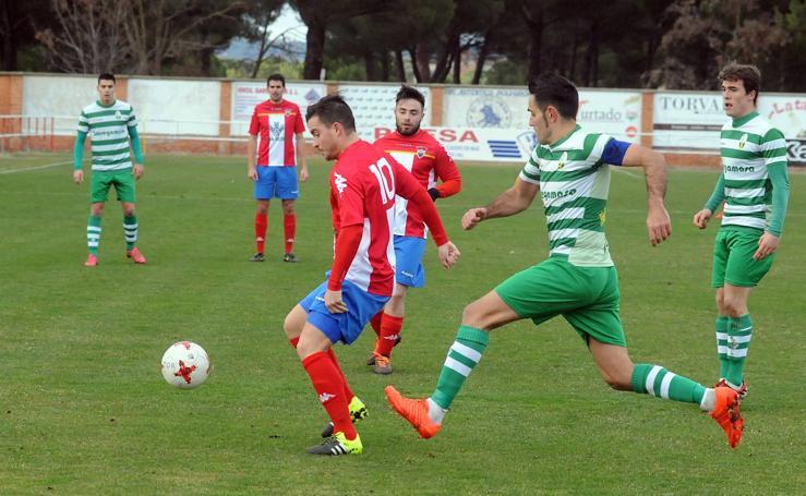 Atlético Tordesillas 0 - 0 Virgen del Camino