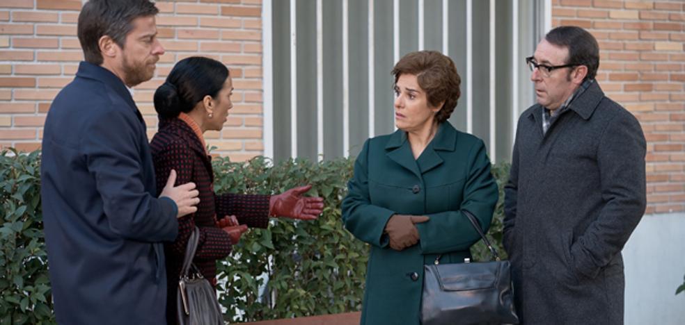 Marcelino y Benito, enfadados con sus mujeres porque ninguna les hace caso