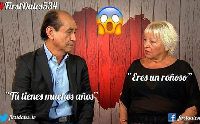 La despedida más brusca de 'First Dates'