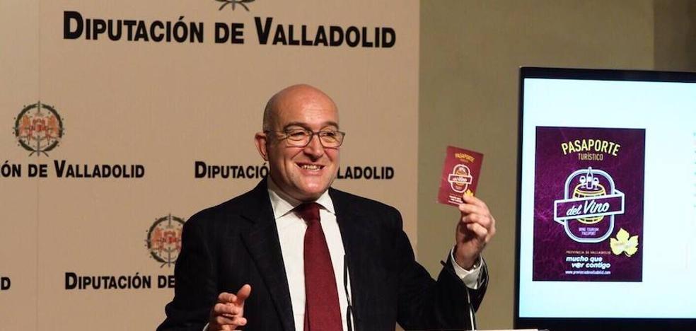 El vino, protagonista de Valladolid en Fitur