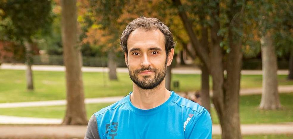 Javier López, nuevo preparador físico del Recoletas Atlético