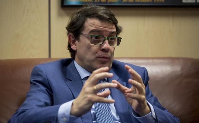 Fernández Mañueco: «Necesitamos ser en el PP cuantos más, mejor; estuvieran o no conmigo en las primarias»