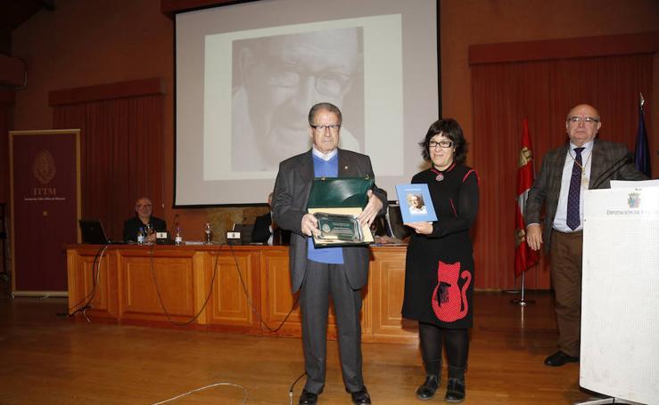 Homenaje a Marcelino García Velasco
