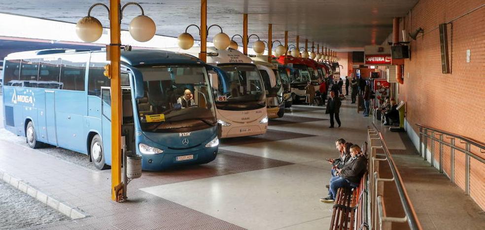 Las obras para reformar la estación de autobuses comenzarán el lunes
