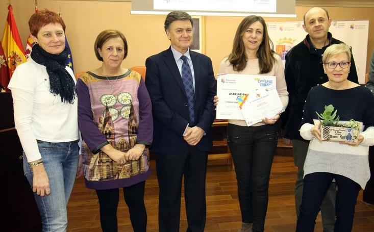 La Diputación de Segovia entrega los premios del Concurso Provincial de Belenes