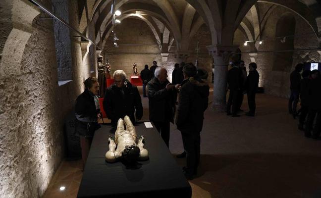 La Fundación Las Edades del Hombre y la Diputación entregan cinco piezas restauradas en 2017