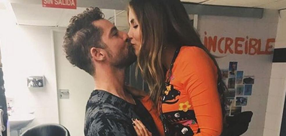 David Bisbal y Rosanna Zanetti piensan en boda