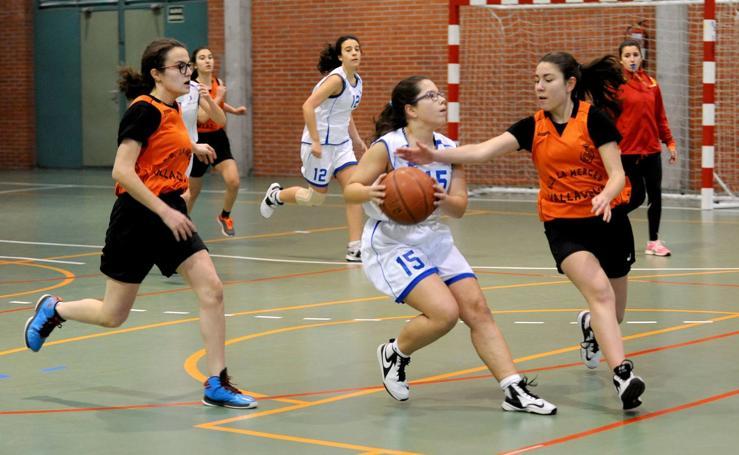 Deporte base del 13 y 14 de enero. Valladolid