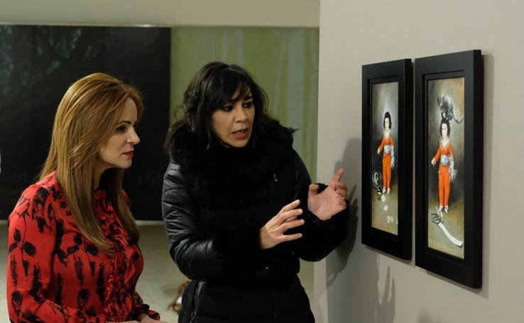 Exposición 'Polifonías' de Paloma Pájaro
