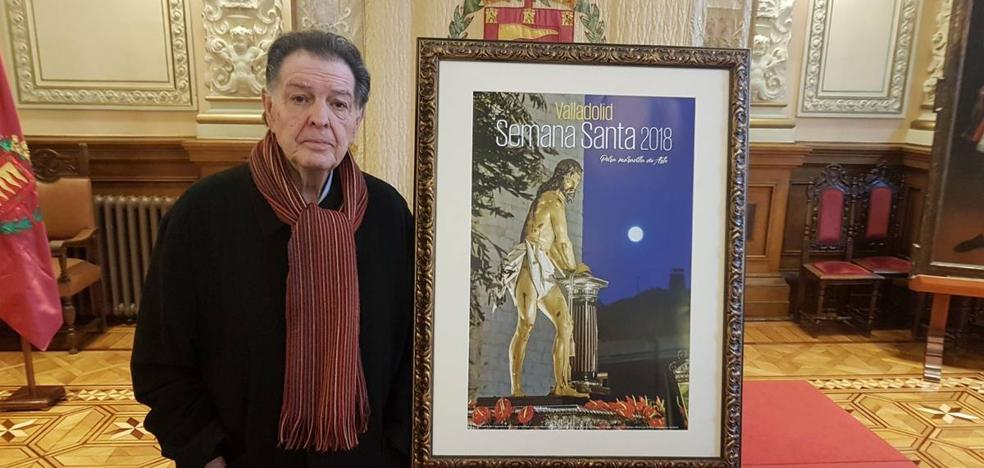 El Señor Atado a la Columna protagoniza el cartel de la Semana Santa de Valladolid