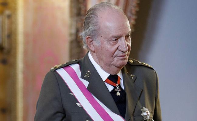 El Rey Juan Carlos no falta a la fiesta por el 50 cumpleaños de Urdangarín