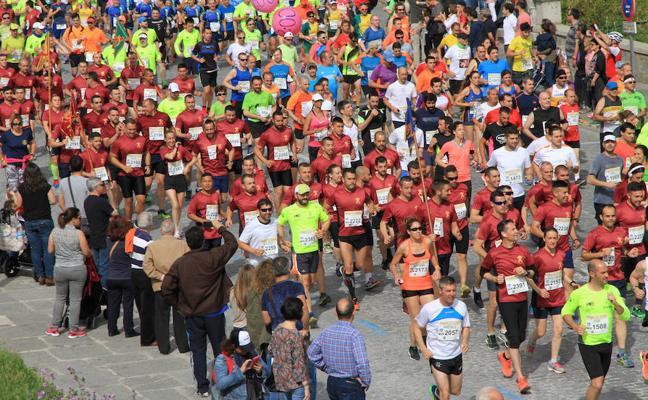 La Media Maratón Ciudad de Segovia mantiene su modelo