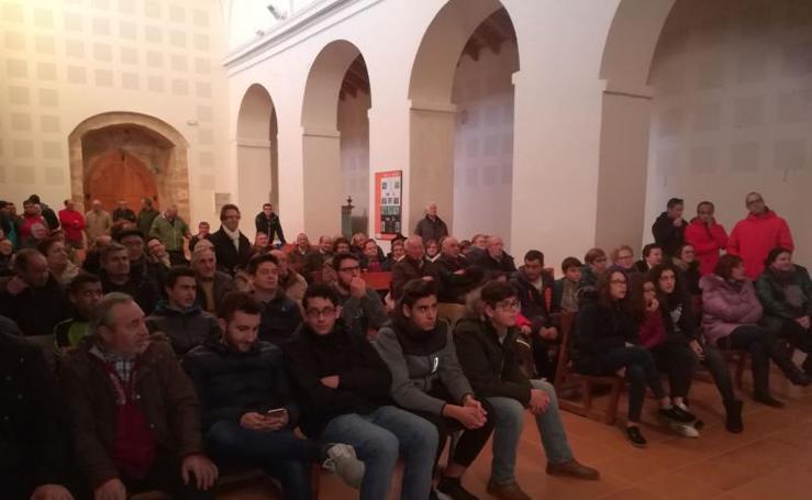 Celebración de San Antón en la provincia de Valladolid