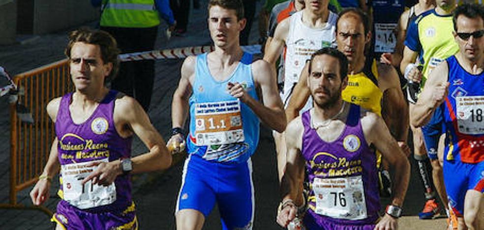 Un reforzado Atletismo Macotera va al Nacional de media maratón a por el podio