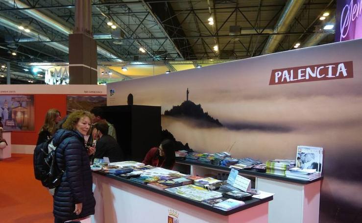 Palencia se promociona en FITUR