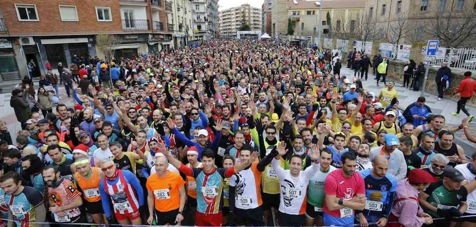 Colocan a la San Silvestre Salmantina como la mejor carrera nacional de 10km