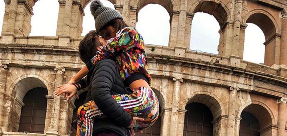 Sofía Suescun y Alejandro Albalá se escapan a Roma