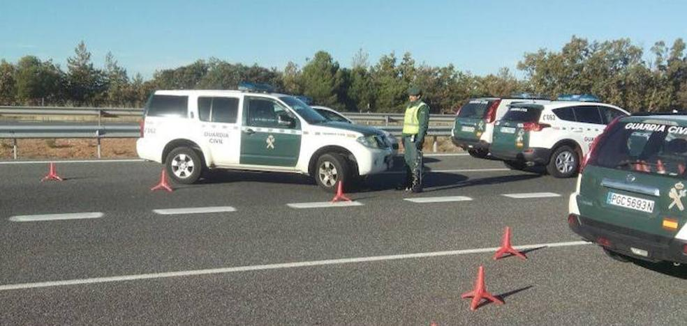 Los ladrones se van de ruta por el nordeste de Segovia
